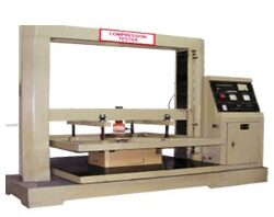box compression tester machine