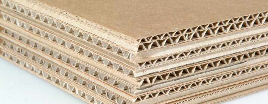 Types of corrugated flutes & boxes