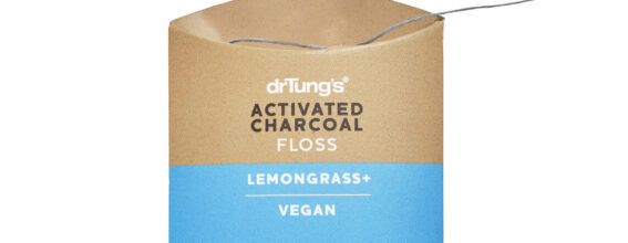 DR. TUNG'S ACTIVATED CHARCOAL FLOSS